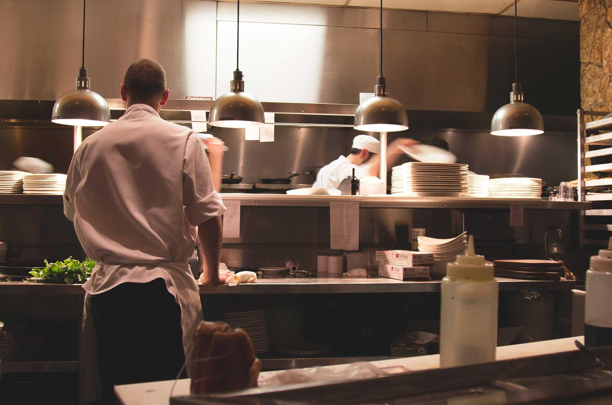 Titre professionnel - Artisan Cuisinier(ère) nature